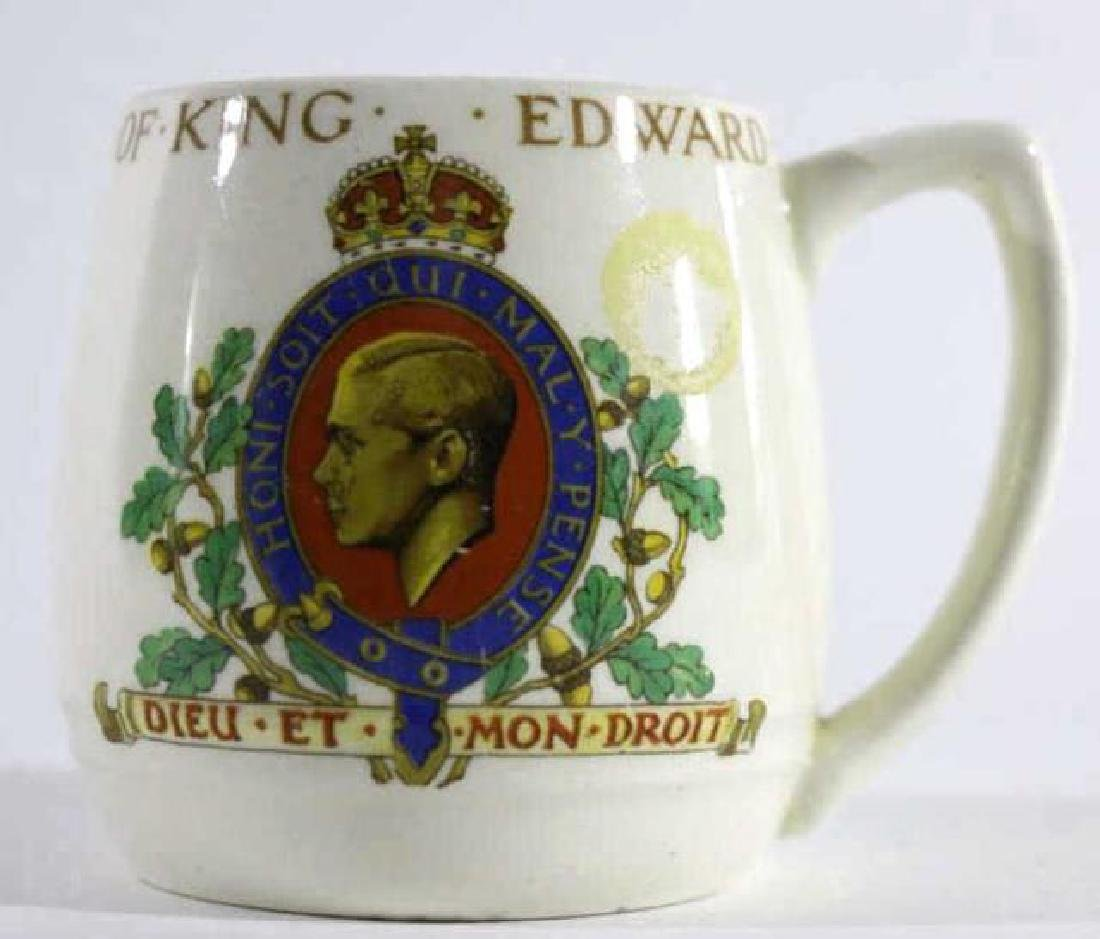 ENGLISH 1937 KING EDWARD CORONATION CUP