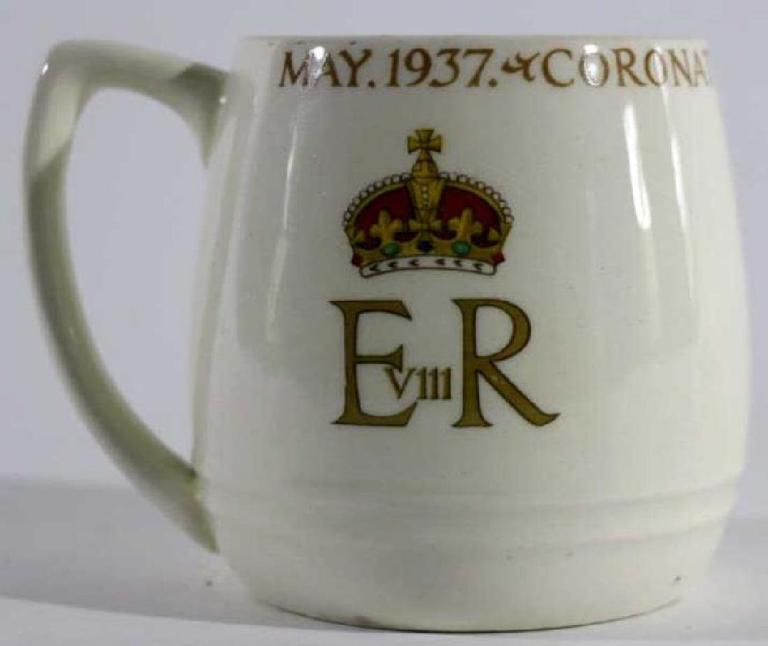 ENGLISH 1937 KING EDWARD CORONATION CUP - 2