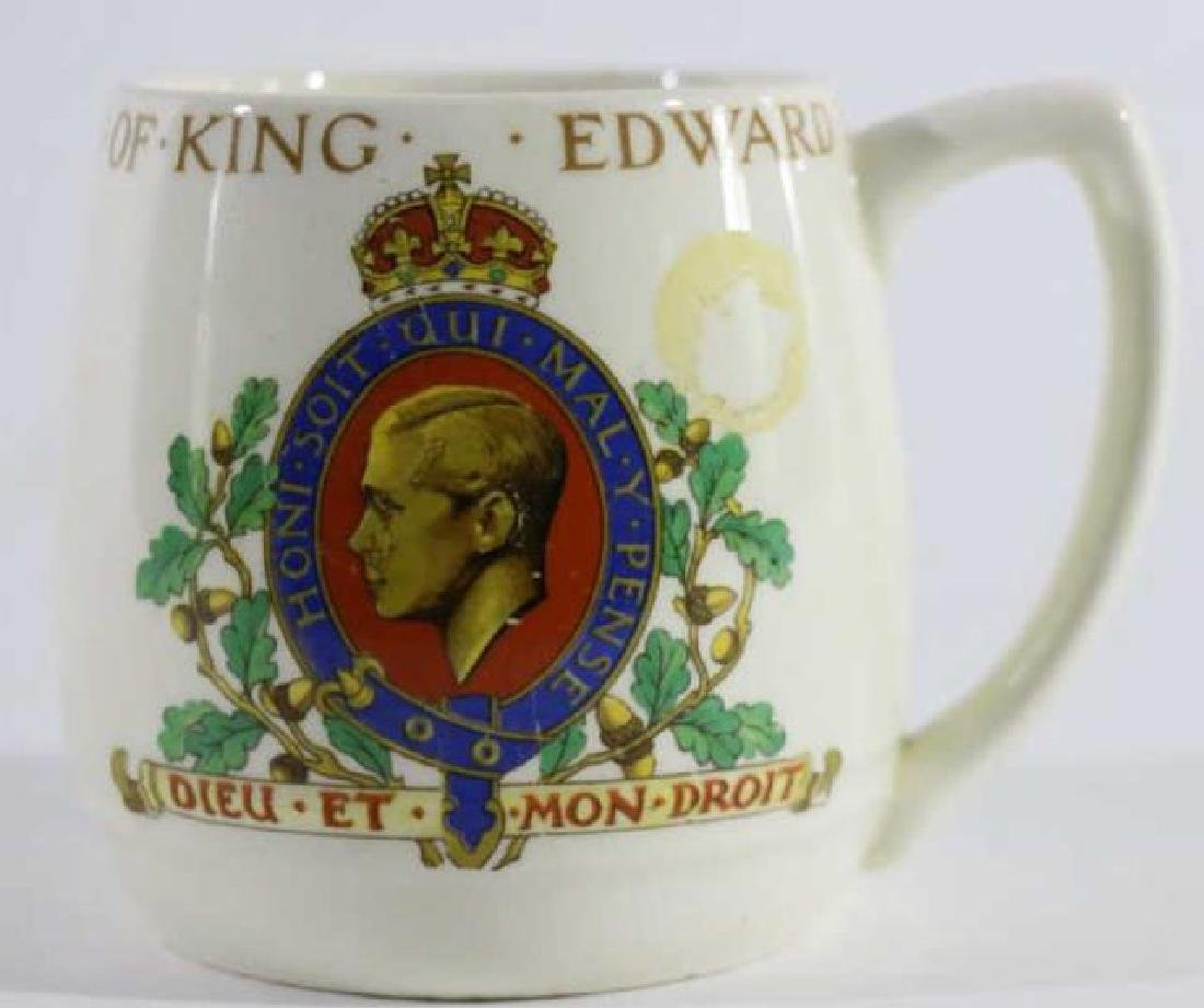 ENGLISH 1937 KING EDWARD CORONATION CUP - 4