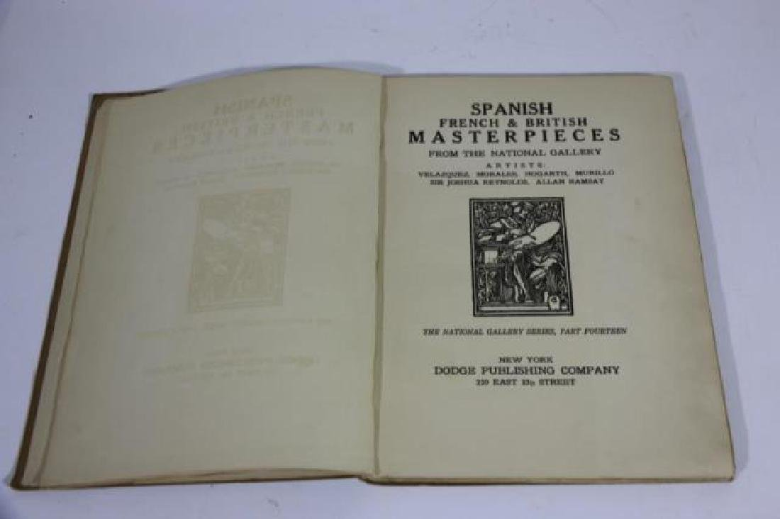 NATIONAL GALLERY ANTIQUE ART REFERENCE BOOK - 5