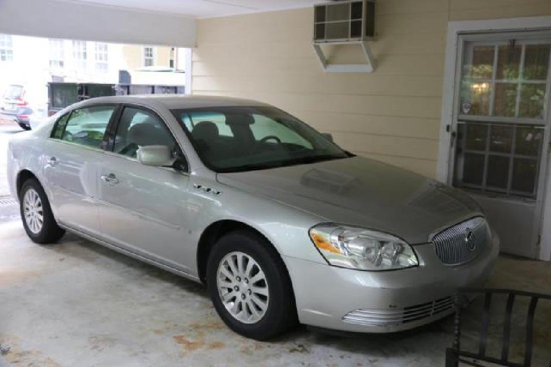 2007 BUICK LUCERNE CX SEDAN 23,000 ORIGINAL MILES