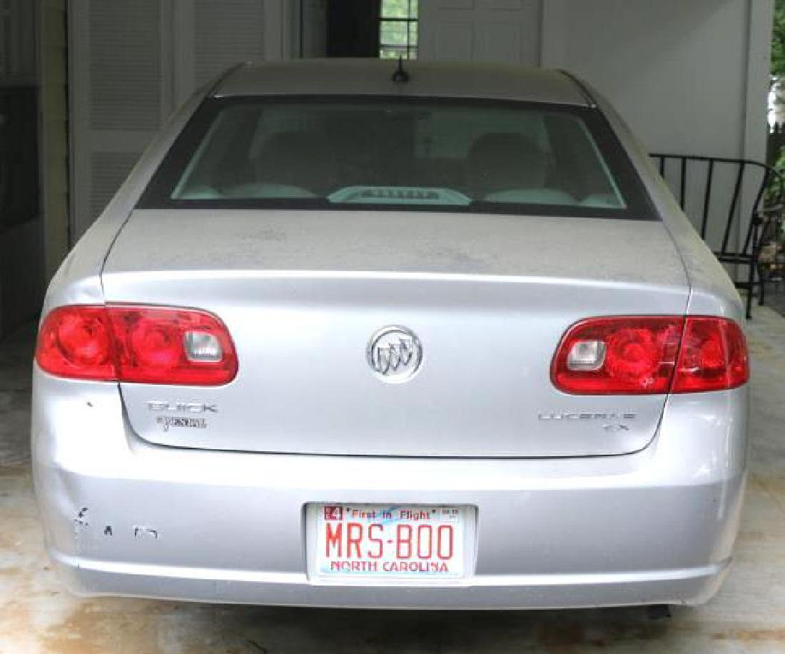 2007 BUICK LUCERNE CX SEDAN 23,000 ORIGINAL MILES - 7