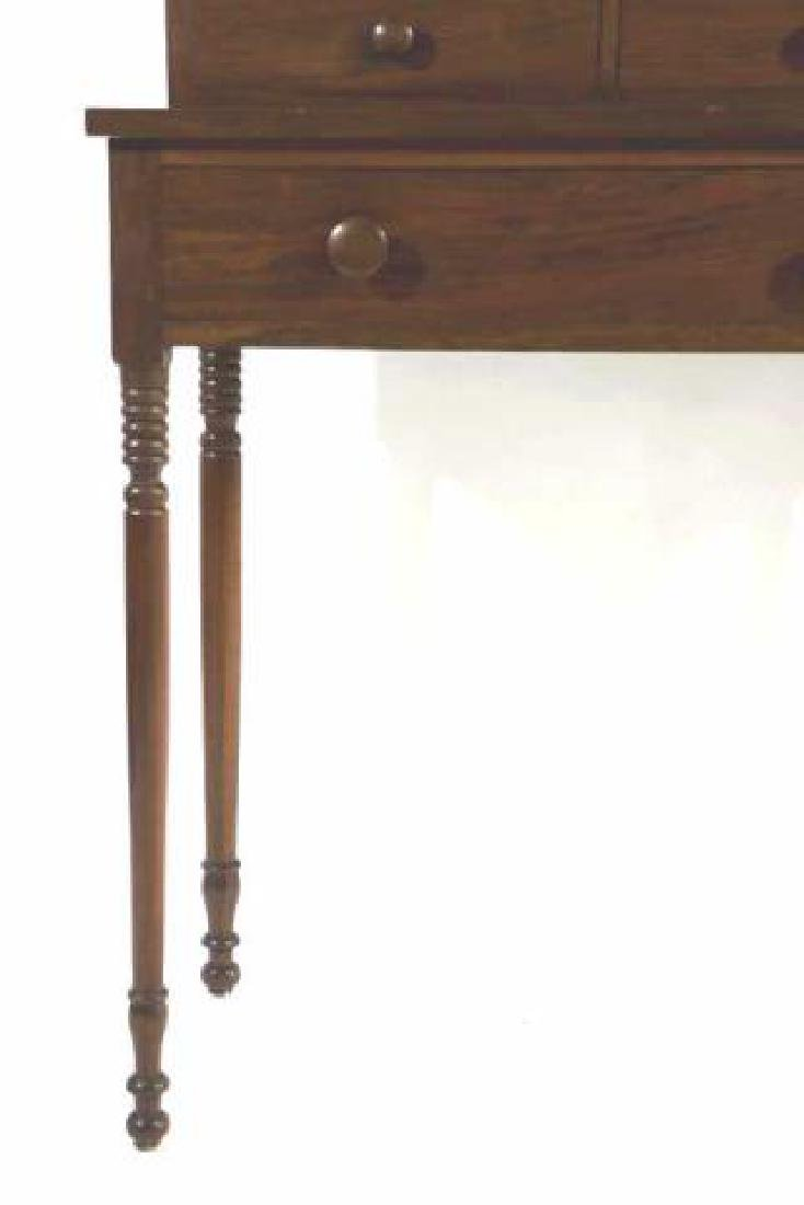 AMERICAN SOUTHERN ANTIQUE SHAVING / VANITY STAND - 2