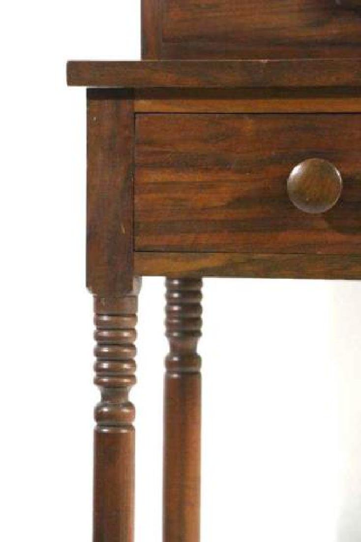 AMERICAN SOUTHERN ANTIQUE SHAVING / VANITY STAND - 3