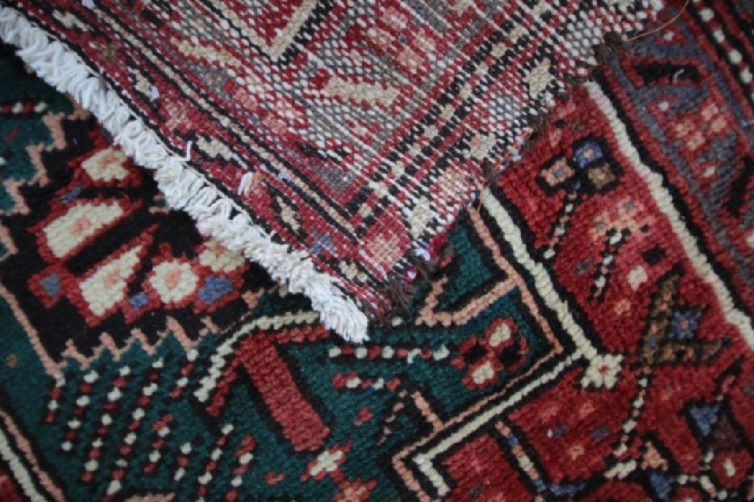 PERSIAN  HAND WOVEN AREA RUNNER - 3