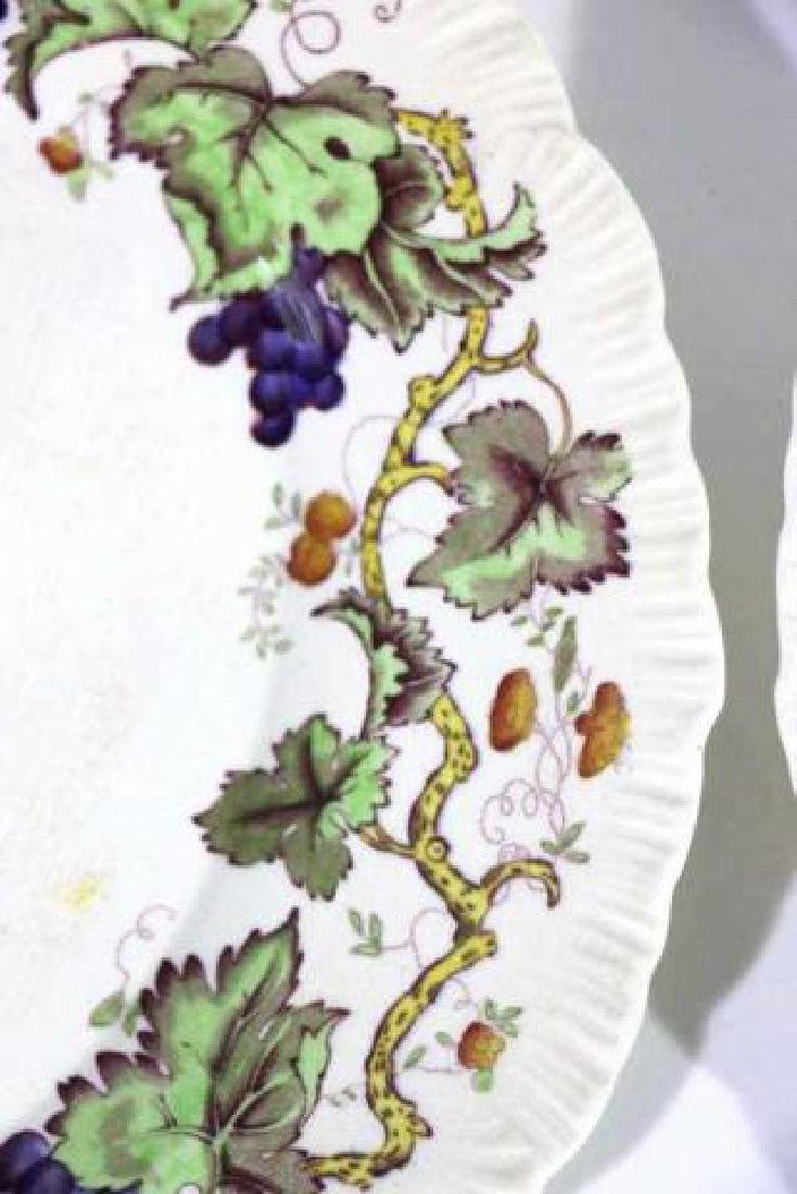 "WEDGWOOD ""ETRURIA"" ENGLISH CABINET PLATES - 2"