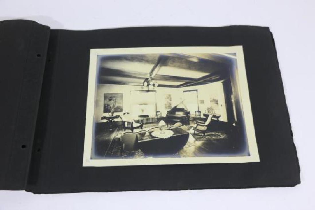 ANTIQUE PHOTO ALBUM - 4