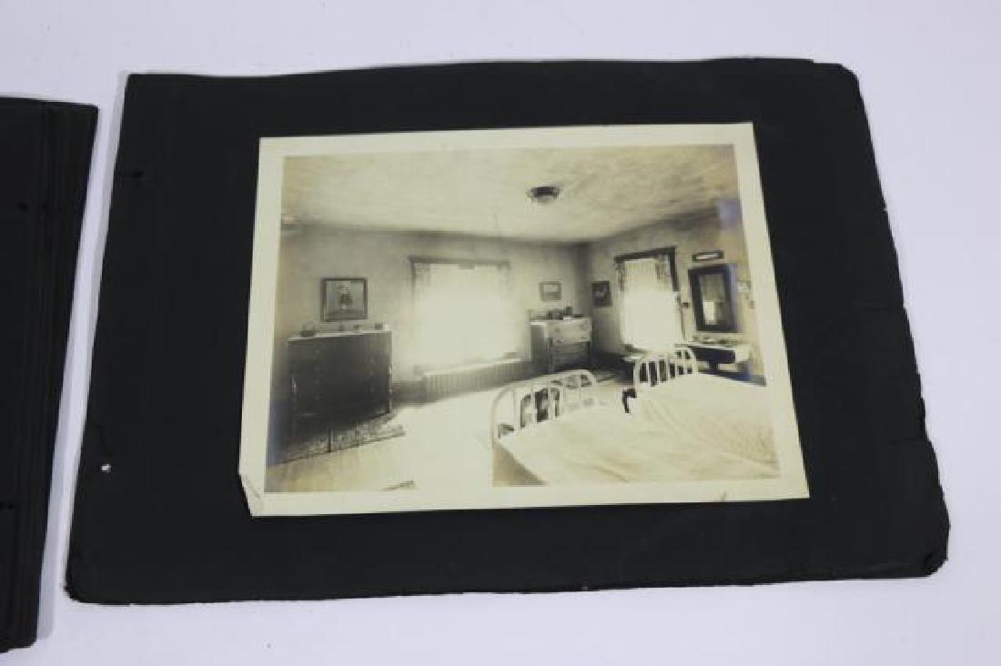 ANTIQUE PHOTO ALBUM - 5
