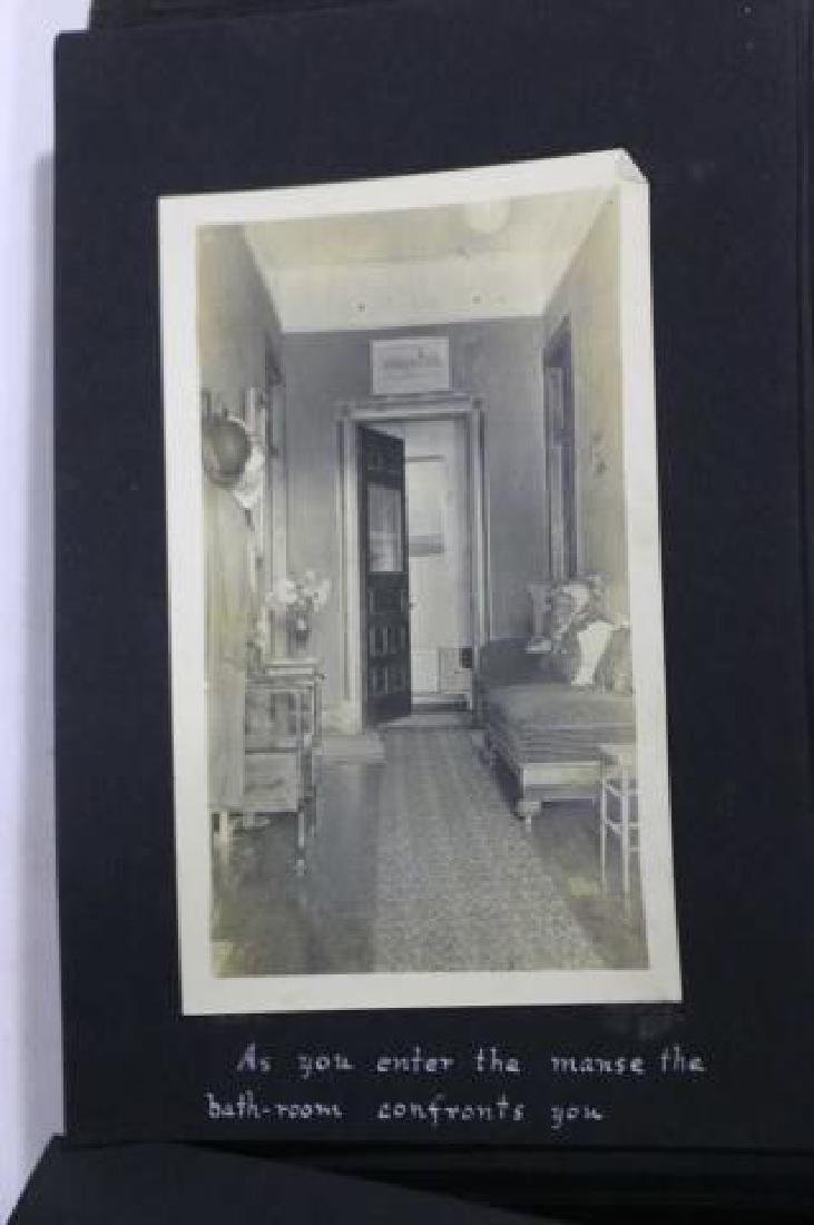 ANTIQUE FAMILY PHOTO ALBUM - 6