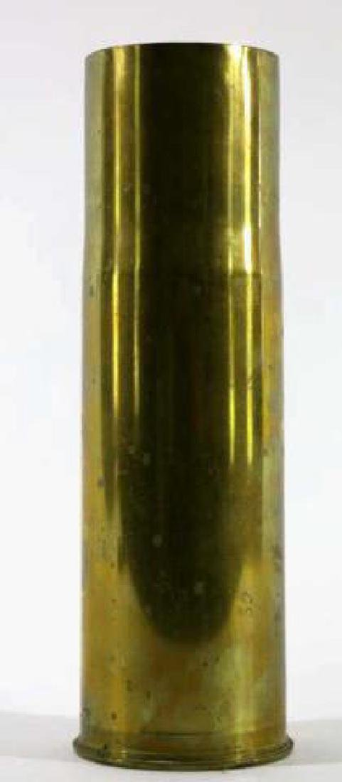 75MM TRENCH ART MORTAR WWI / WWII SHELL