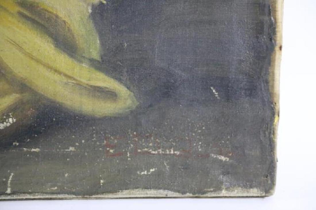 ELIZABETH MABLE CLOUD LOUD STILL LIFE OF BANANAS - 3