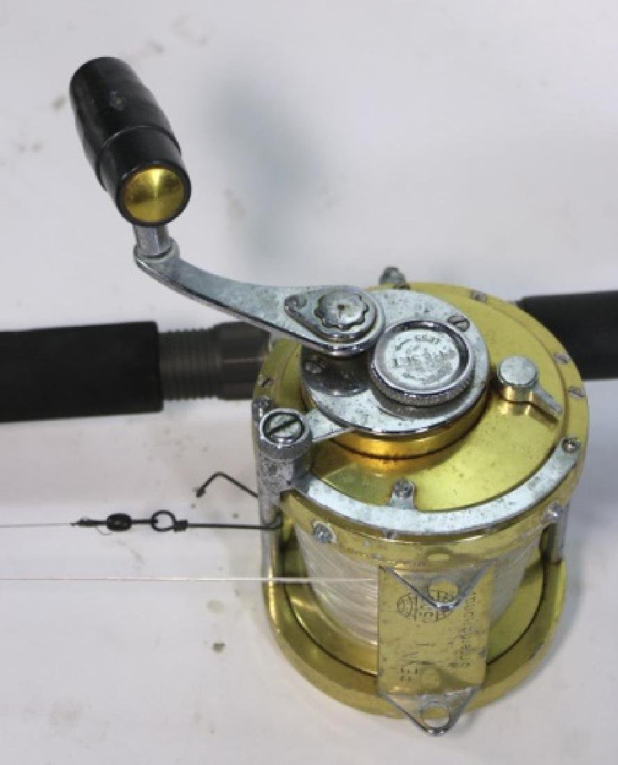 VINTAGE PENN INTERNATIONAL 30 FISHING REEL - 9