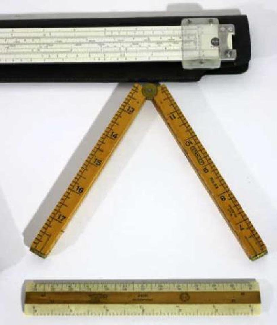 ANTIQUE MEASURES GROUPING - 3