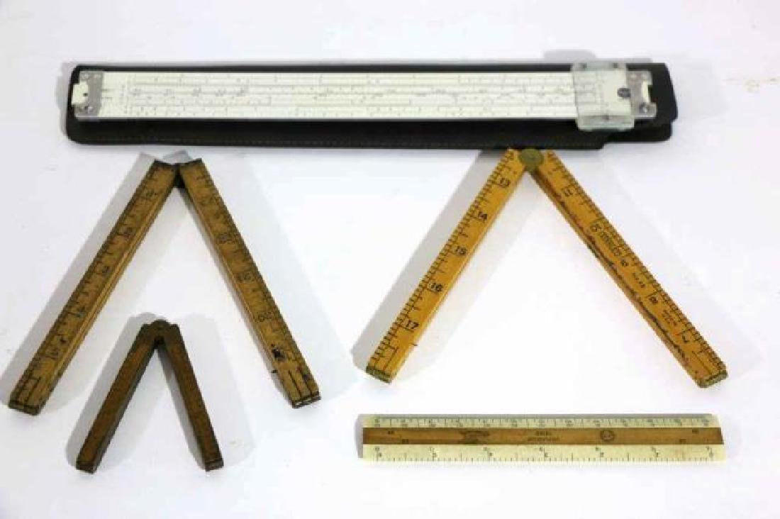 ANTIQUE MEASURES GROUPING - 4