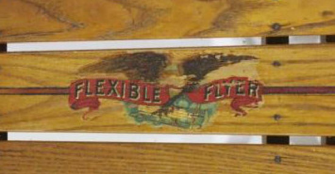 AMERICAN FLEXIBLE FLYER ANTIQUE SLED - 2