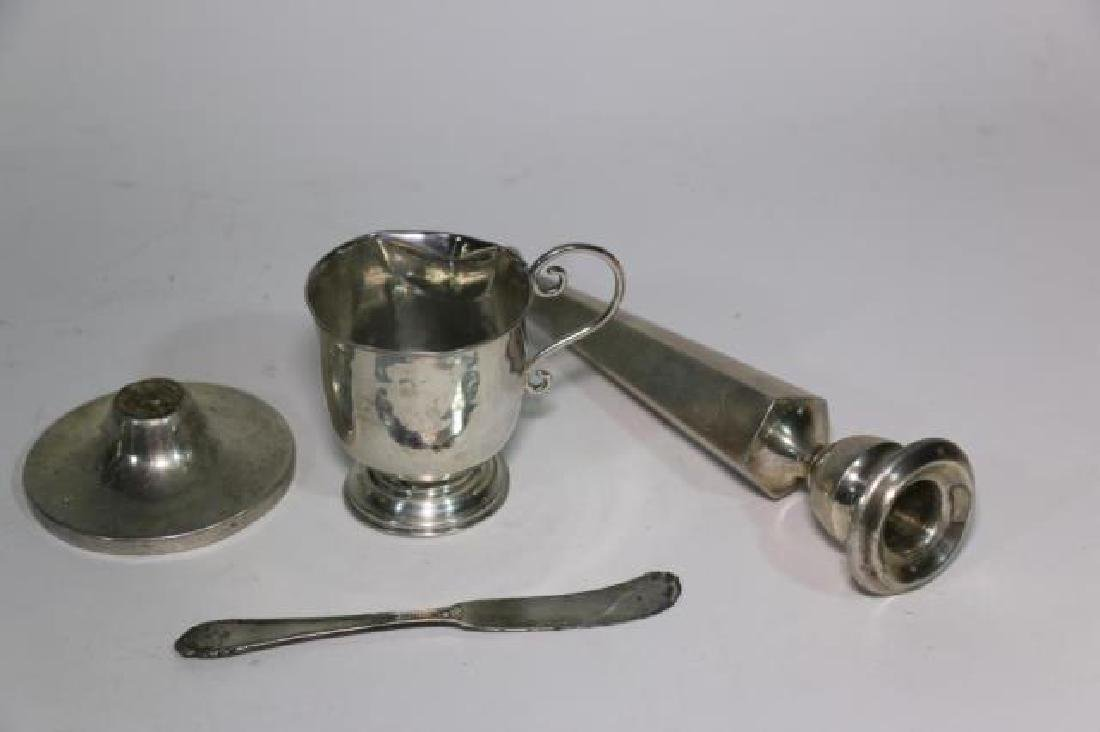 STERLING SILVER MISCELLANEOUS GROUPING