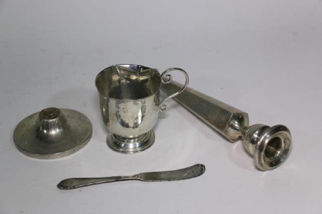 STERLING SILVER MISCELLANEOUS GROUPING - 2