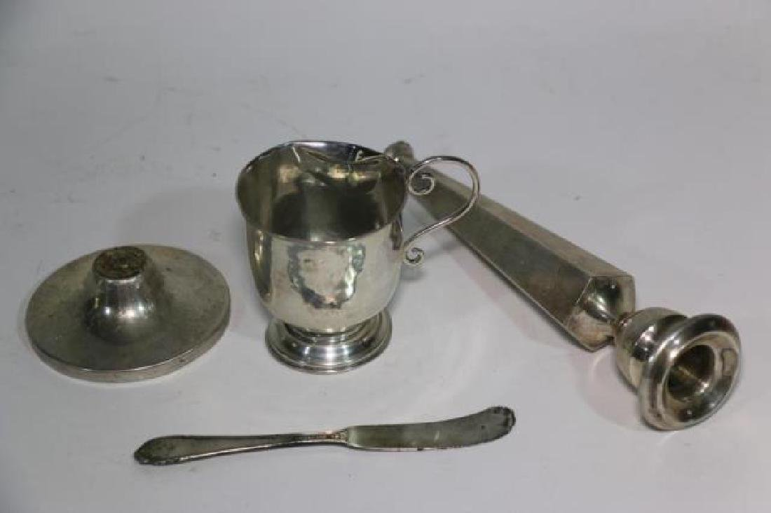 STERLING SILVER MISCELLANEOUS GROUPING - 5