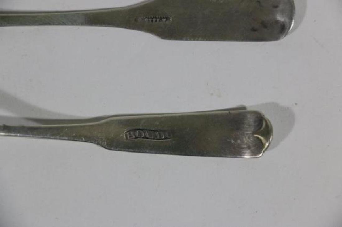 AMERICAN COIN SILVER SPOON GROUPING - 6