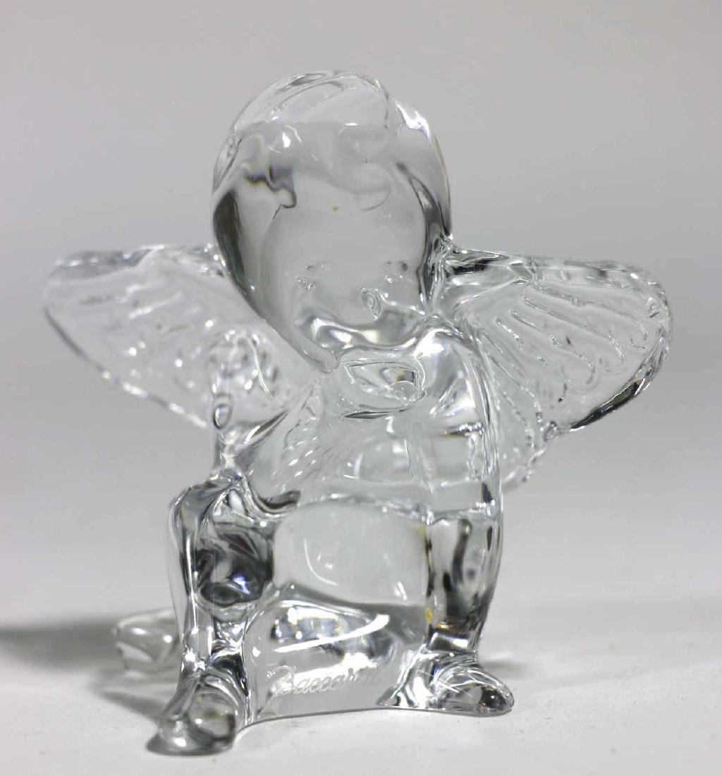 BACCARAT FRENCH ARTGLASS ANGEL