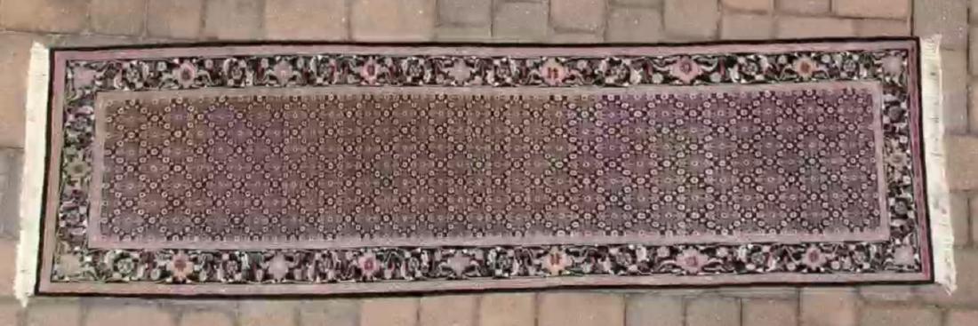 PAK-PERSIAN HAND WOVEN RUNNER