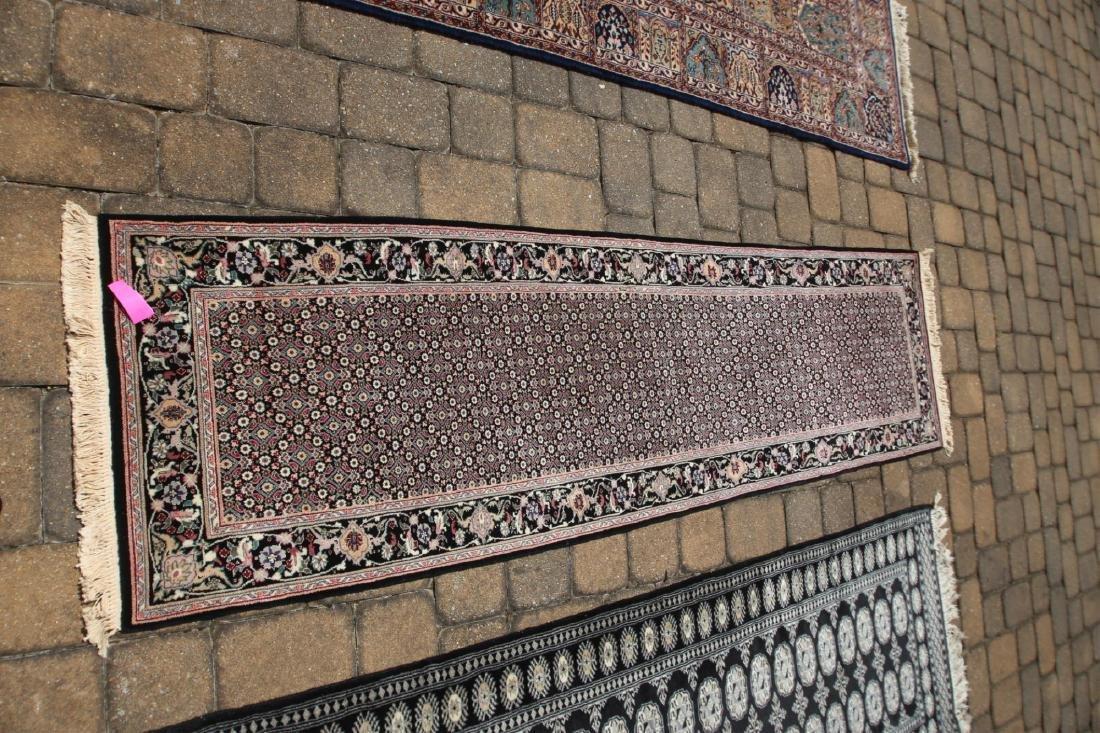 PAK-PERSIAN HAND WOVEN RUNNER - 4