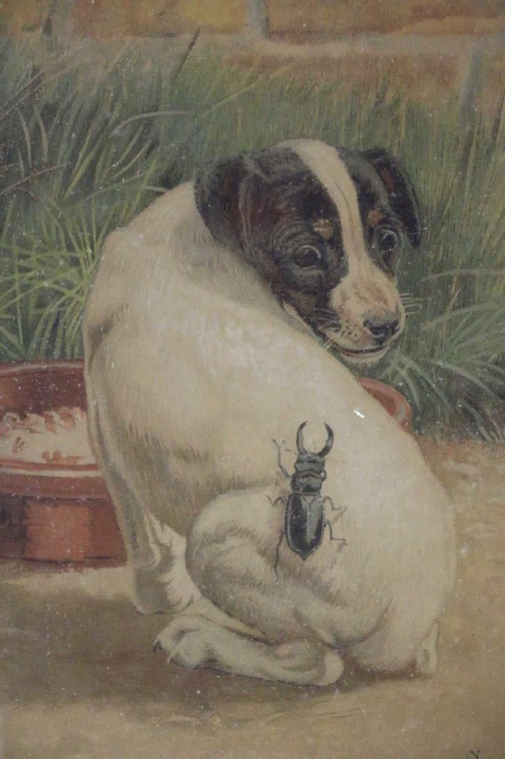 EDMUND CALDWELL (1852-1930) WATERCOLOR 1891 - 3