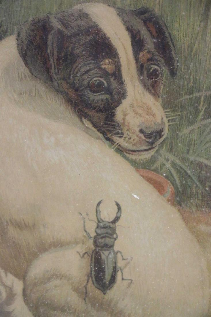 EDMUND CALDWELL (1852-1930) WATERCOLOR 1891 - 5