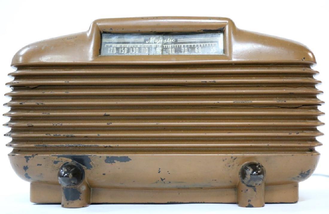 ANTIQUE RADIO - 2