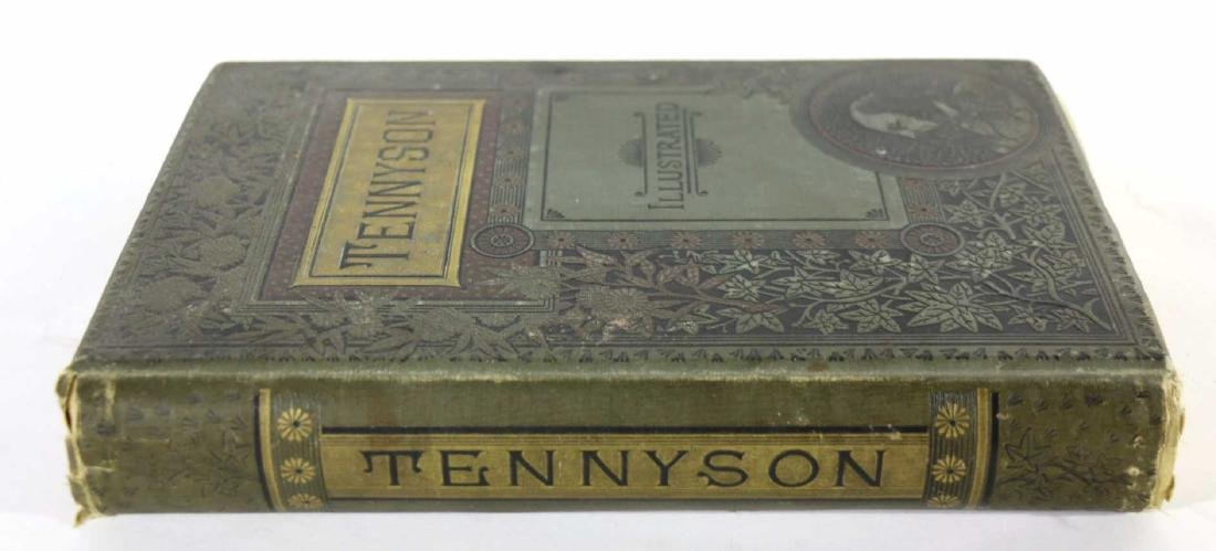 LORD ALFRED TENNYSON  ILLUSTRATED POETIC WORKS