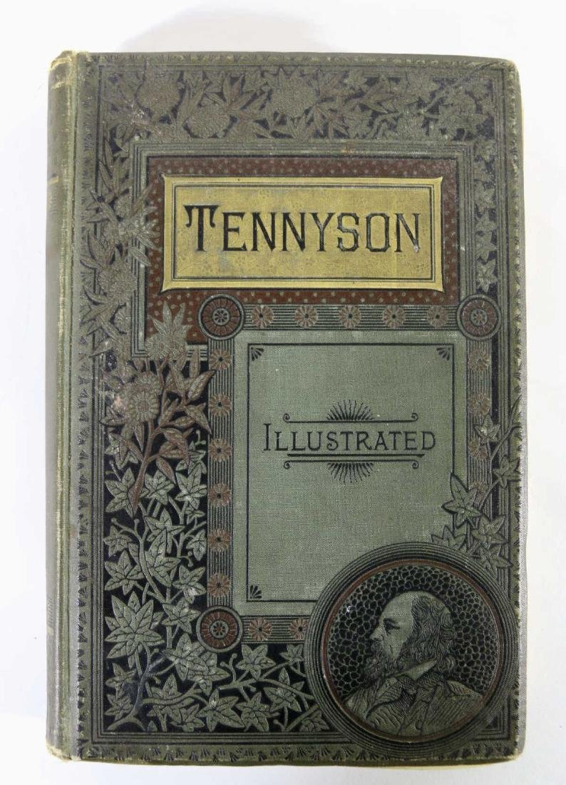 LORD ALFRED TENNYSON  ILLUSTRATED POETIC WORKS - 2