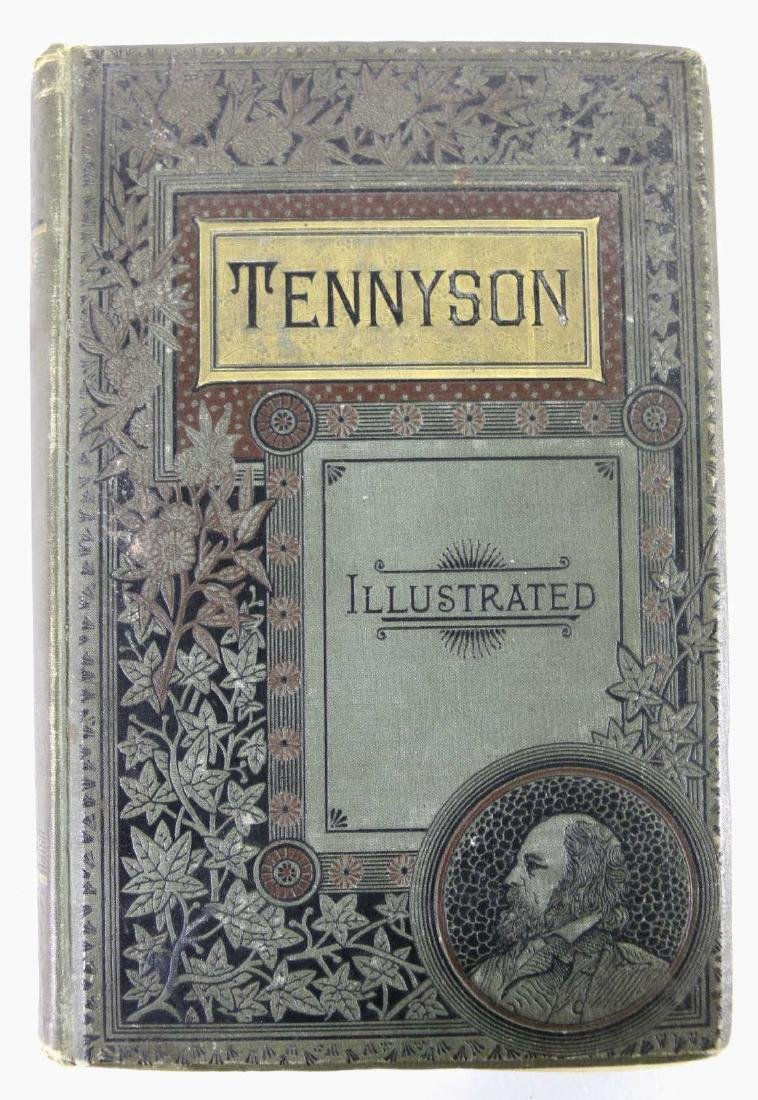 LORD ALFRED TENNYSON  ILLUSTRATED POETIC WORKS - 7