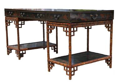 DREXEL CHINOISERIE ETCETERA COLLECTION DESK