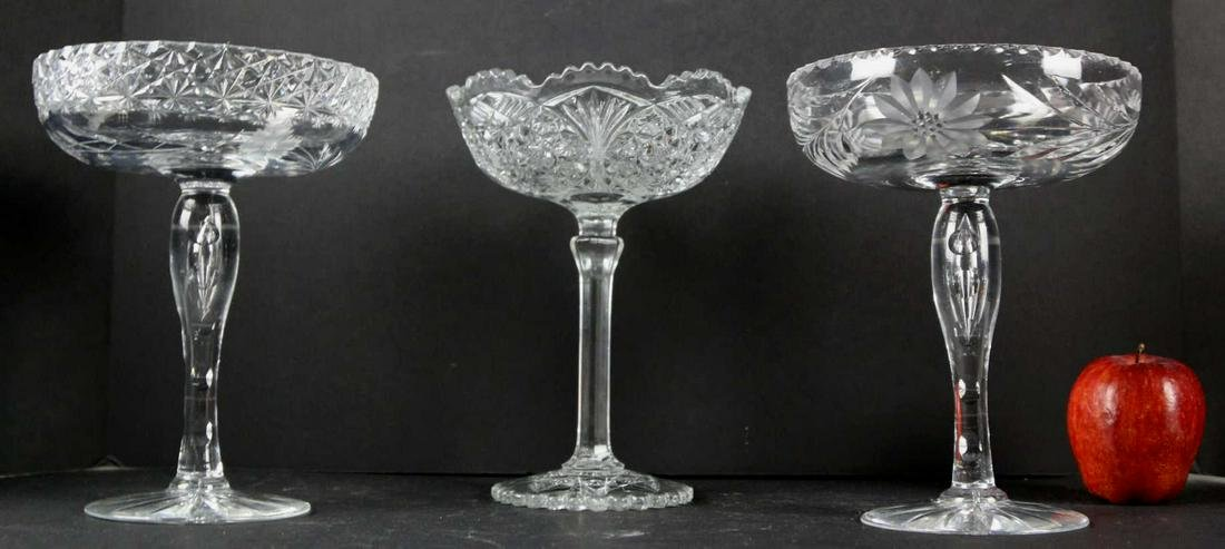 """FINE 8"""" CUT COMPOTE GROUPING"""