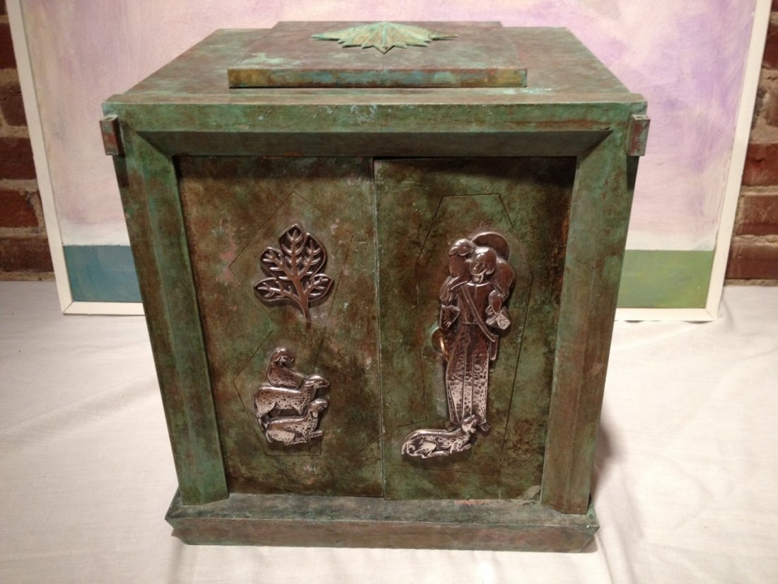 23: 1940 Reliquary by Luisana Designs and Antiques