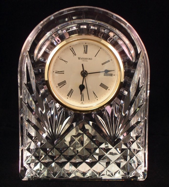 WATERFORD CLOCK: