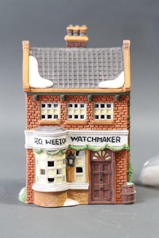 "BRAND NEW DEPT. 56  ""DICKEN'S VILLAGE SERIES"":"