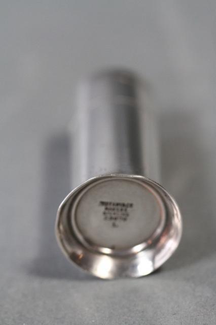 TIFFANY & CO. MAKERS STERLING STAMP MOISTENER: - 4