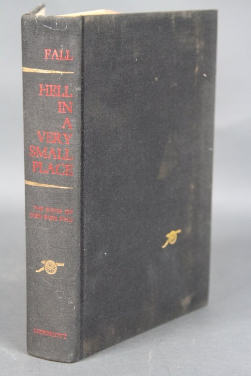 "FALL ""HELL IN A VERY SMALL PLACE..."" 1ST ED. 1966:"
