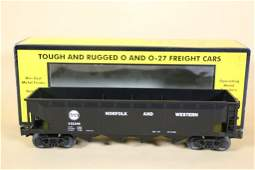 MTH  RAIL KING NORFOLKSOUTHERN HOPPER   O SCALE