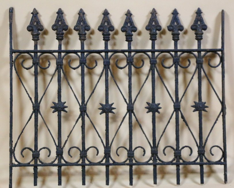 ANTIQUE METAL GATE