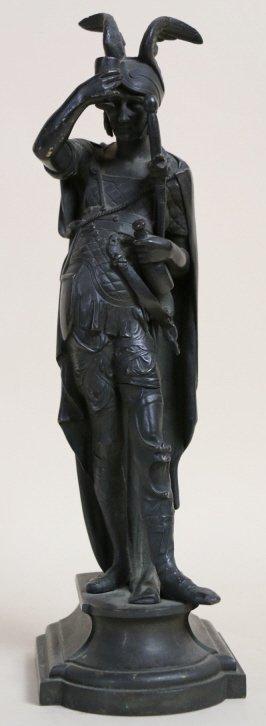 JEAN JULES SALMSON (FRENCH 1823-1902) BRONZE