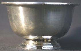 Sterling Silver Paul Revere Bowl