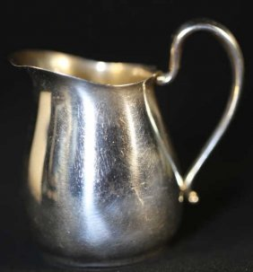 Sterling Silver Whiting Petite Suace Pitcher