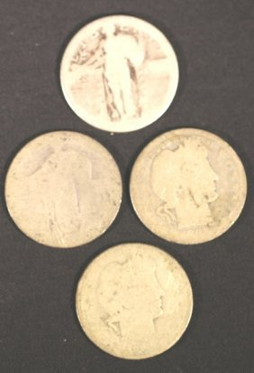 American Antique Coin Grouping