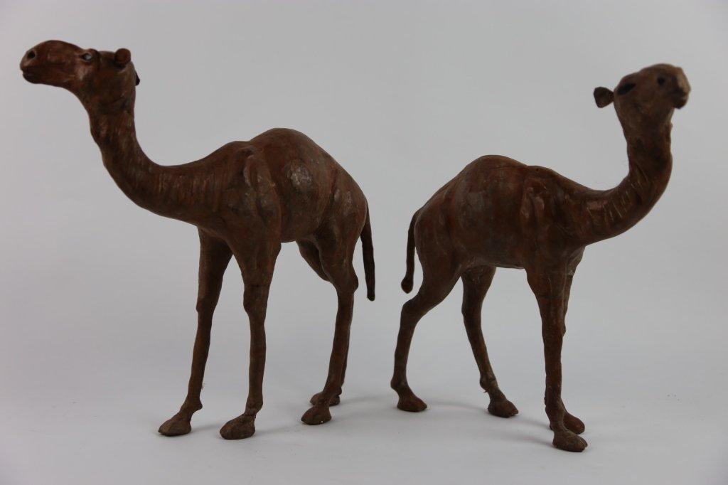 VINTAGE LEATHER CAMELS