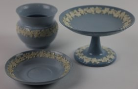 Wedgwood Porcelain Grouping