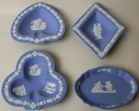 Wedgwood Jasperware Lot