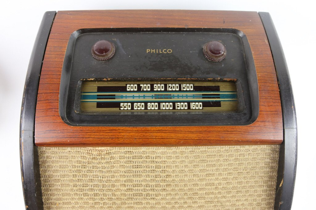 PHILCO VINTAGE RADIO - 2