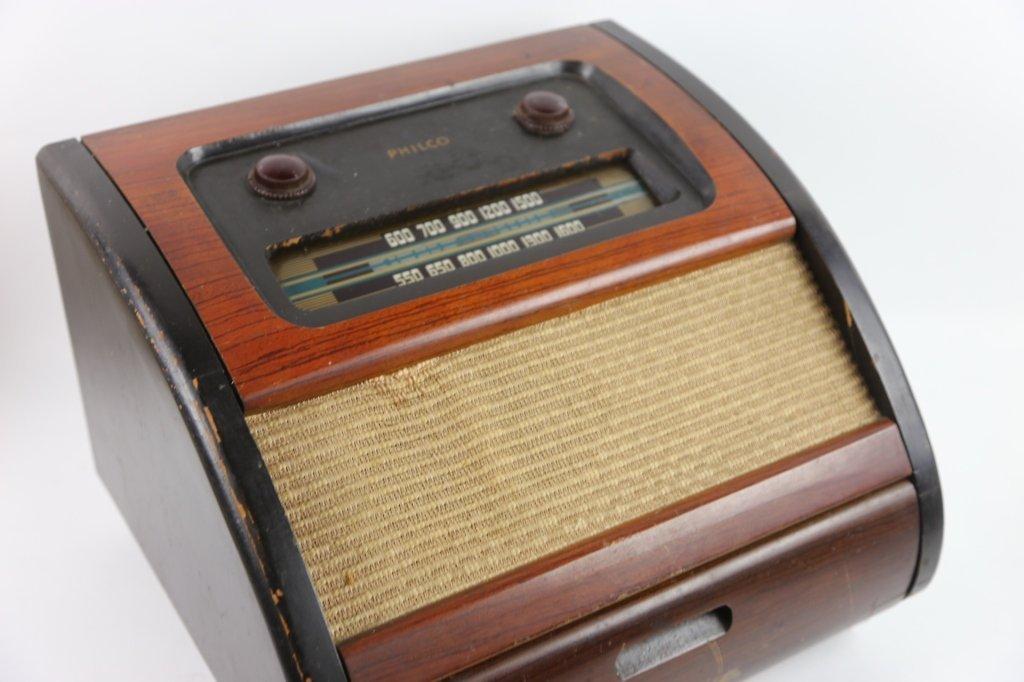 PHILCO VINTAGE RADIO - 5